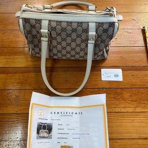 Gucci Mini Boston Bag